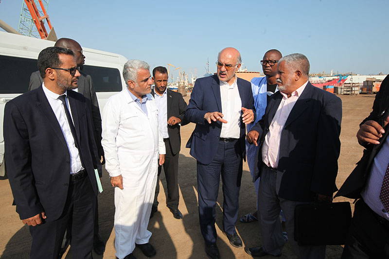 isoico1 - بازدید هیئت تجاری صنعتی کشور موریتانی از ایزوایکو