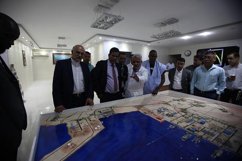 isoico3 - بازدید هیئت تجاری صنعتی کشور موریتانی از ایزوایکو