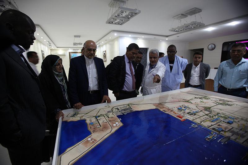 isoico4 - بازدید هیئت تجاری صنعتی کشور موریتانی از ایزوایکو