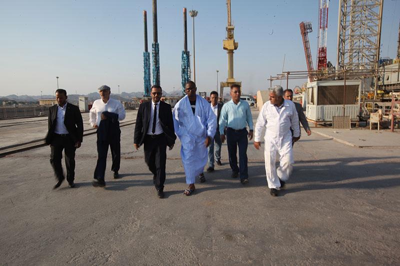 isoico5 - بازدید هیئت تجاری صنعتی کشور موریتانی از ایزوایکو