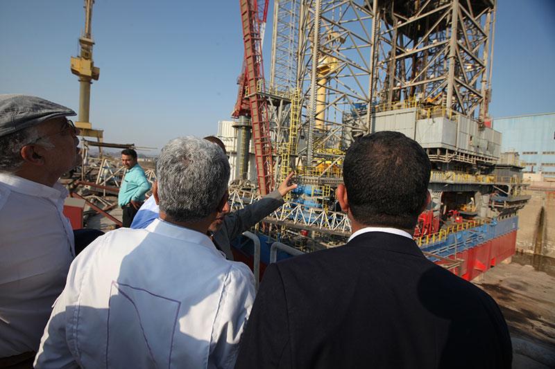 isoico6 - بازدید هیئت تجاری صنعتی کشور موریتانی از ایزوایکو