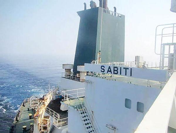 """08 01 - تعمیر نفتکش """"سابیتی"""" در آینده نزدیک در ایزوایکو"""