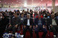 IMG 8477 200x133 - حضور ایزوایکو در نخستین نمایشگاه فرصت های ساخت داخل و رونق تولید استان هرمزگان
