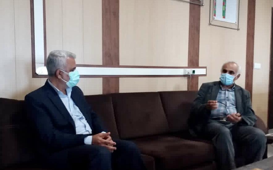 مجتمع کشتی سازی و صنایع فراساحل ایران
